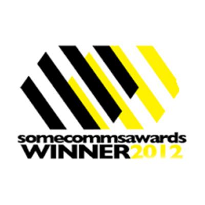 Somecomms awards winner 2020