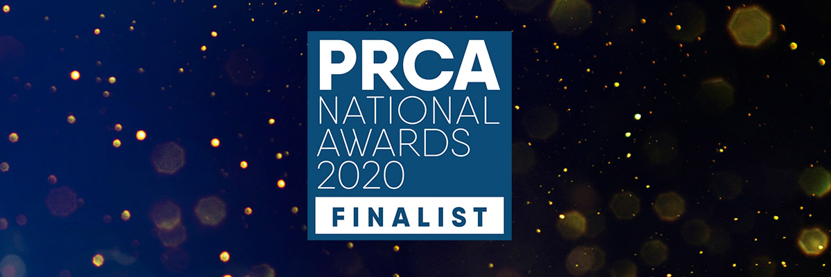 PRCA National Awards Finalist